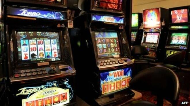 gioco, azzardo, slot