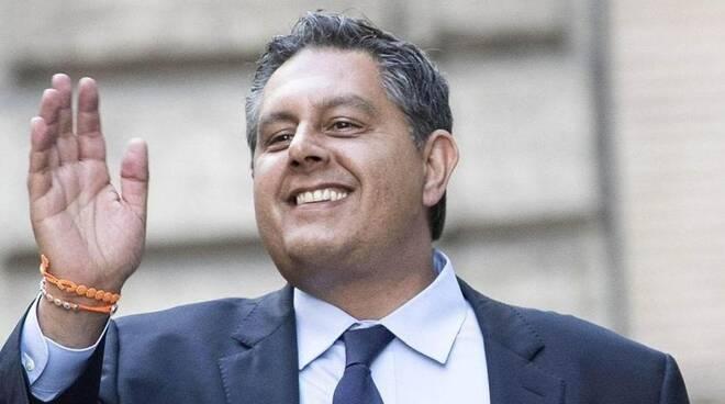 Giovani Toti, presidente di Regione Liguria.