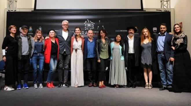 Gli organizzatori del Riviera Film Festival Sestri Levante