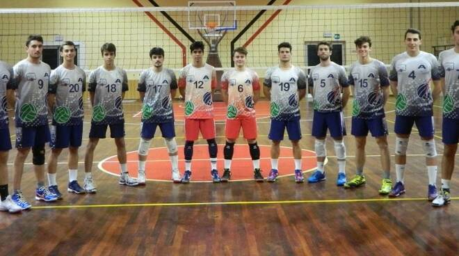 La Amis-Admo Volley promossa in Serie B.