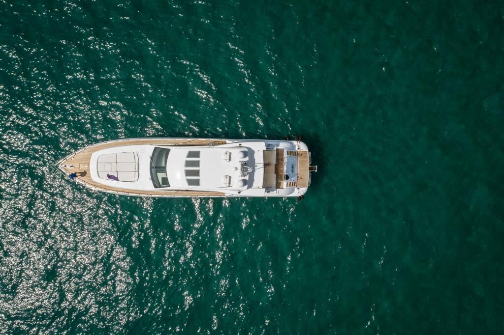 """Lo yacht dei sogni di """"The Happines Experiment"""""""