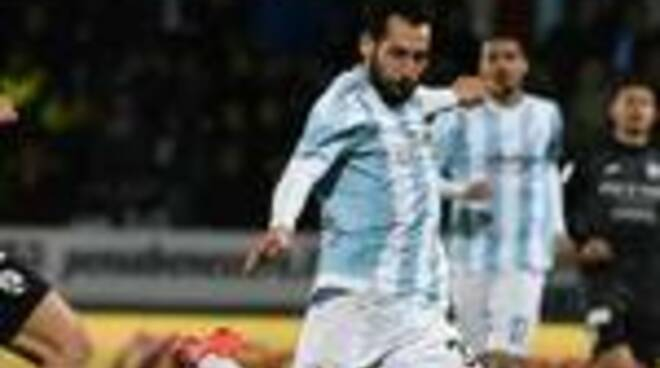 mancosu, attaccante, entella
