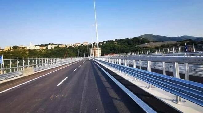 ponte, genova, viadotto
