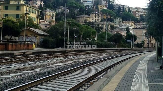 rapallo, stazione, ferrovia