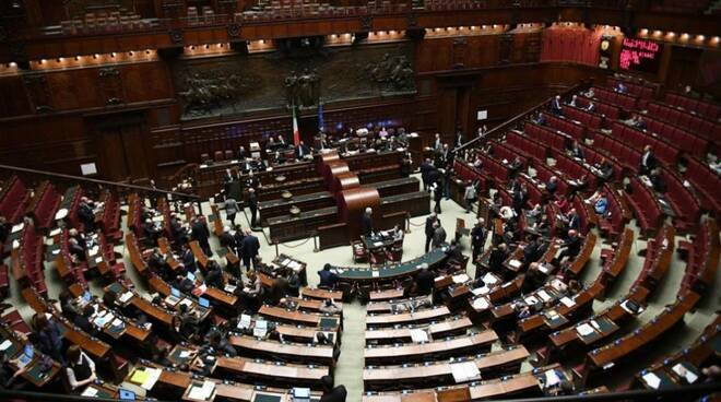 camera, parlamento