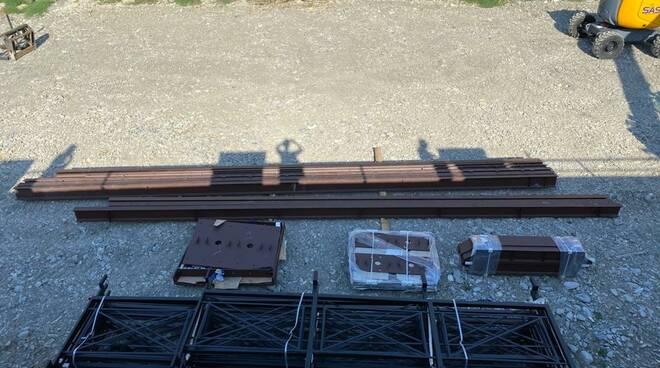 cantiere ponte di ferro
