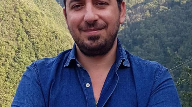Claudio Solari, candidato a sindaco nel comune di San Colombano Cernetoli.