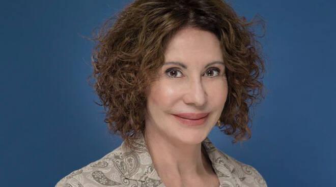 Fiorella Pancin, coordinatrice cittadina di Forza Italia a Cogoleto.