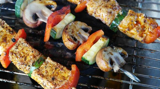 grigliata, barbecue