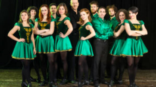 I Gens D'Ys proporranno musiche e danze irlandesi all'anfiteatro Bindi.