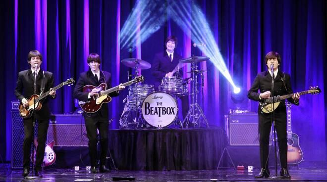 """Il gruppo dei """"The Beatbox"""""""