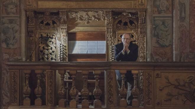 Il presidente dell'Associazione Rapallo Musica.