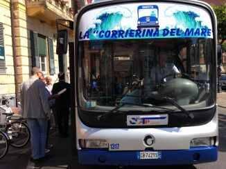 """La """"Corrierina del Mare"""" di Santa Margherita Ligure."""
