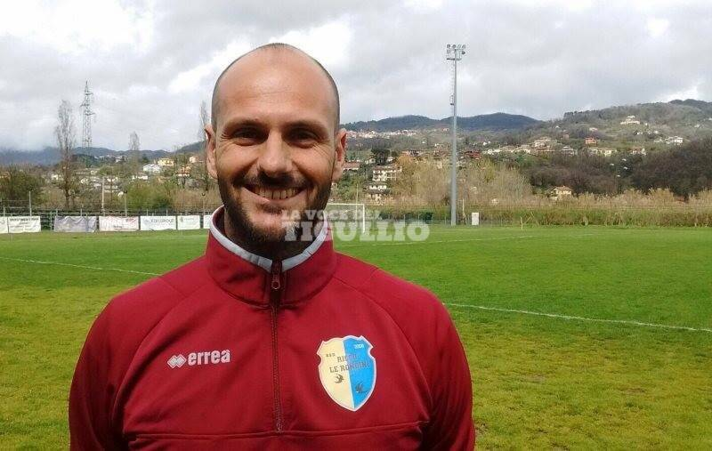Massimo Baudone nuovo preparatore atletico del Casarza Ligure.