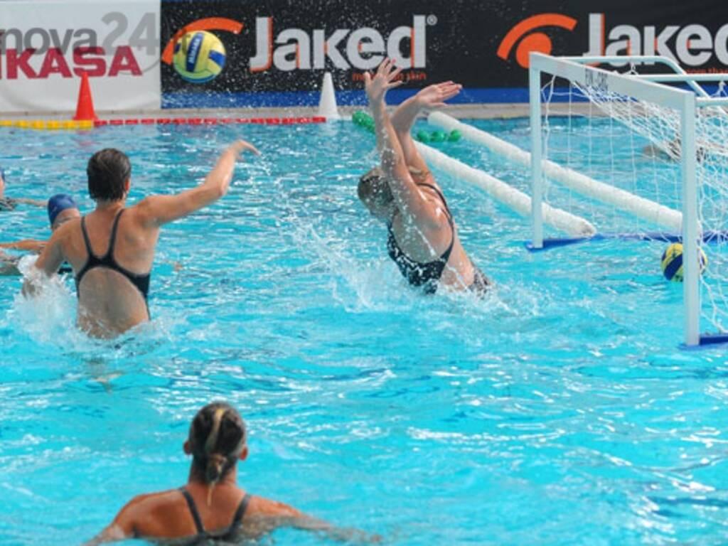 Rari Nantes Camogli pronta anche per la pallanuoto femminile