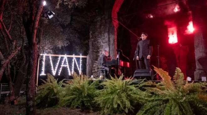 Recital Ivan a Rapallo.