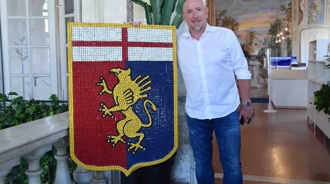 Rolando Maran, neo allenatore del Genoa CFC.
