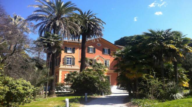 Villa Tigullio a Rapallo.
