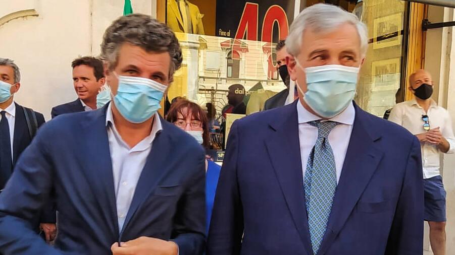 Bagnasco - Tajani
