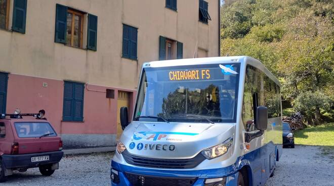 bus per il marsano