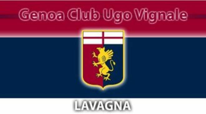 """Il Genoa Club """"Ugo Vignale"""" di Lavagna"""