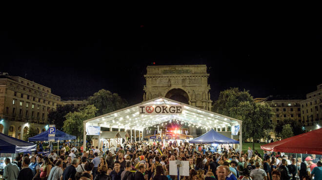 L'edizione 2019 dell'Oktoberfest Genova.