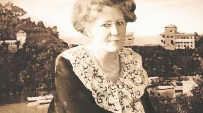 La braonessa Jeannie Watt Von Mumm.