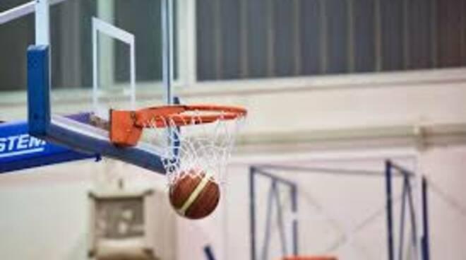 Palestra, sport, basket
