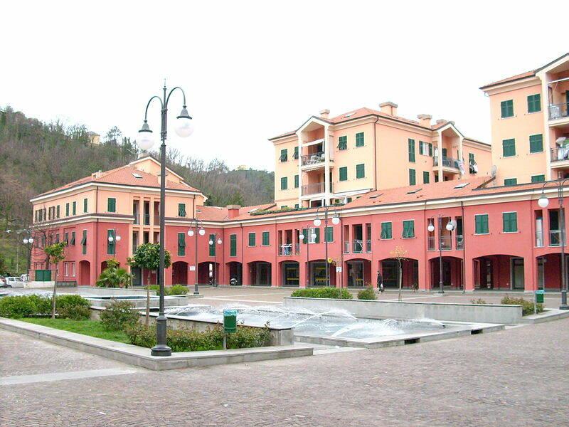 piazza, casarza ligure