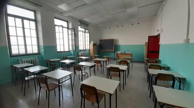 scuola, pieve ligure