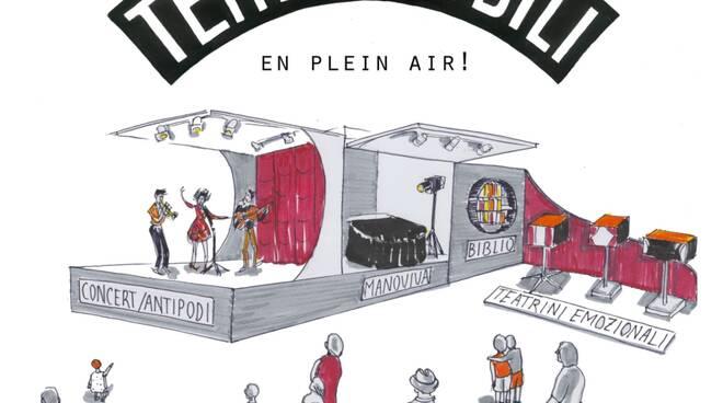 Teatri di Strada alla 53° edizione del Premio Andersen