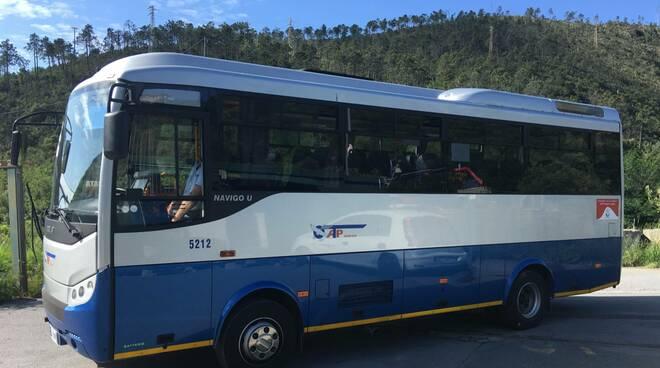 Bus dell'entroterra di Atp.
