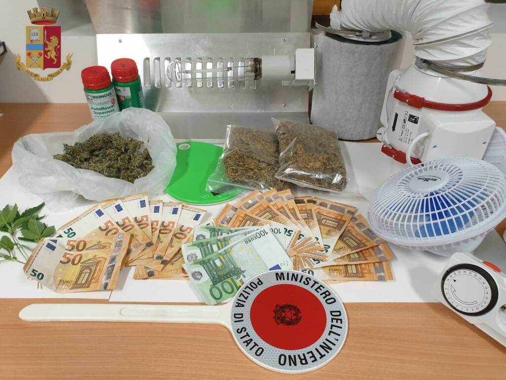 cannabis, droga, polizia