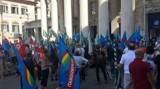 Cgil, Cisl e Uil contro ogni discriminazione Lgbt