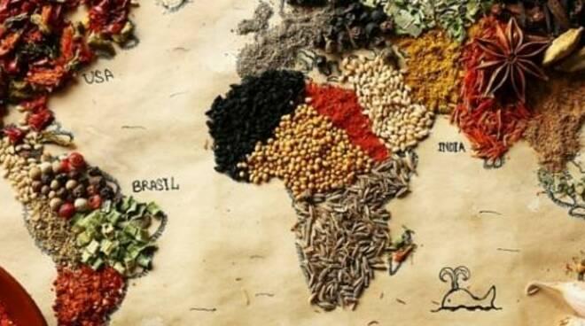Giornata dell'Alimentazione nel mondo.
