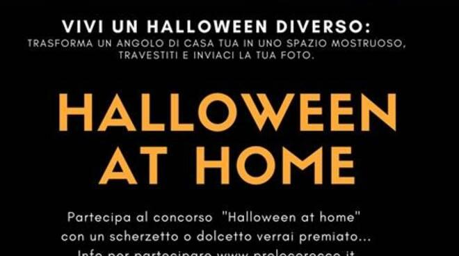 Halloween at home a Recco.