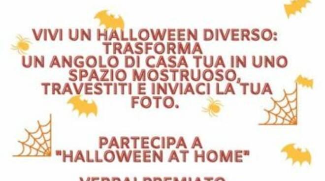 Halloween at home con la Pro Loco Recco.