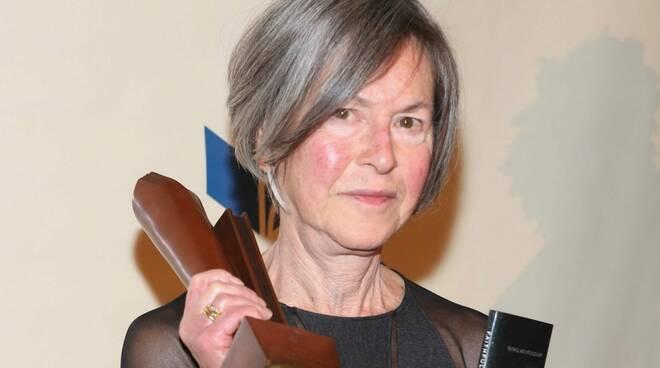 Il Premio Nobel 2020 alla Letteratura Louise Gluck.
