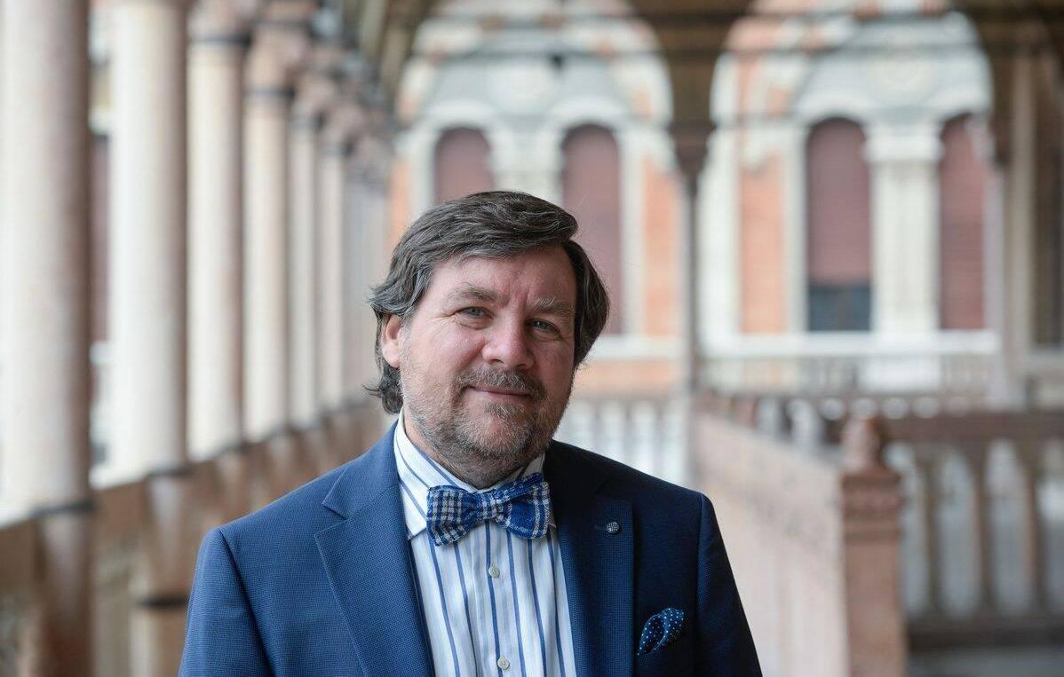 Luca Mercalli.