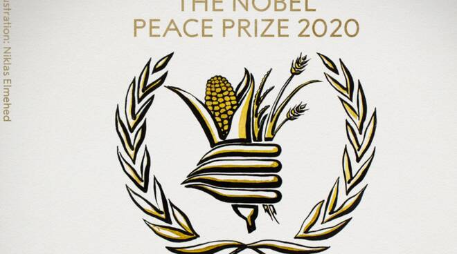 Premio Nobel per la pace 2020 al World Food Programme.