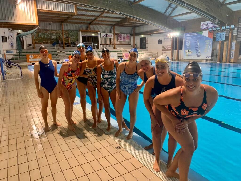 Rari Nantes Camogli femminile