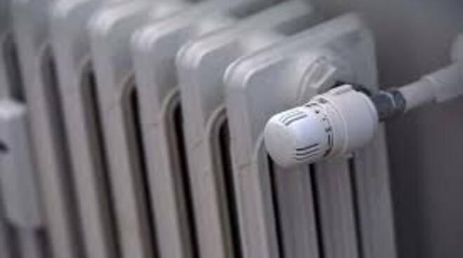 riscaldamento, accensione, freddo