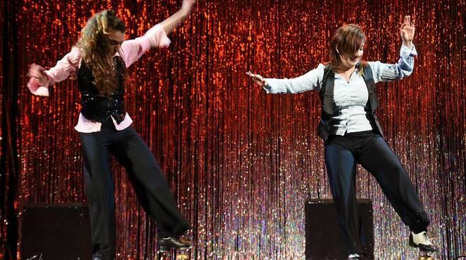 """Tap - Dance"" a teatro"