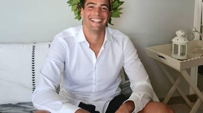 Alessandro Velotto pro recco