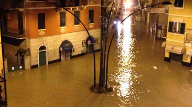 Alluvione.