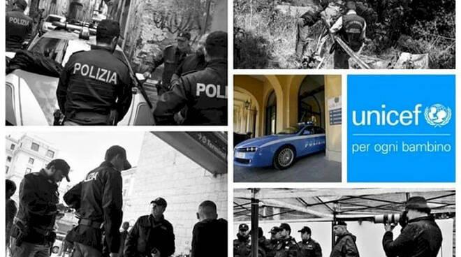 Calendario della Polizia di Stato 2021.