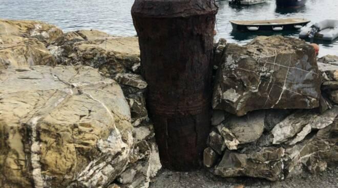cannoni antichi, zona corte, santa margherita