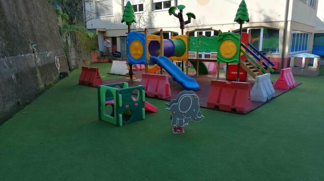 caperana, scuola materna