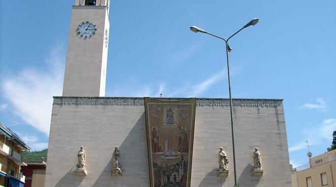 Chiesa di San Giovanni Battista a Recco.