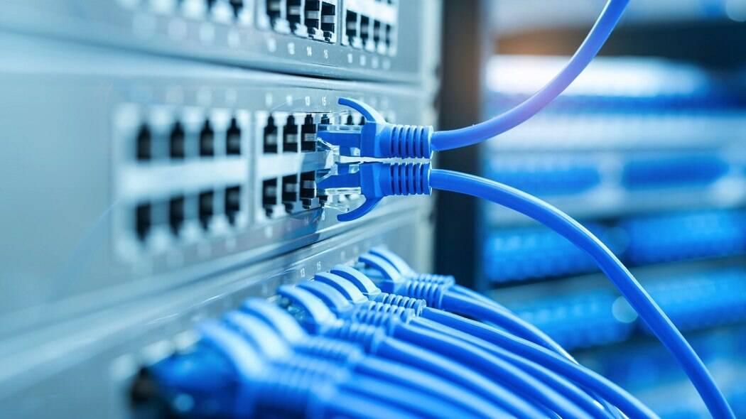connessione, internet, linea veloce
